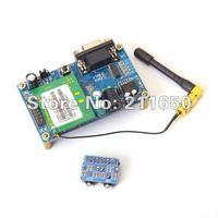 Free Shipping, SIM300 GPRS+GSM Module Development Board AVR  NEW