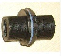 10pcs M20 RJ45 network connector / RJ45 Ethernet connector / straight connector