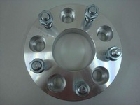 5x4.25'' to 5x4.5'' bolt pattern Wheel Adapters / Spacers 32mm(1.25'') thickness 73.1mm CB 12x1.5 stud