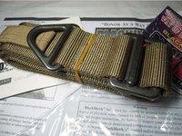 BlackHawk CQB Rescue Riggers Tactical Rappelling Belt 30-41 belt 41CQ01 Sand