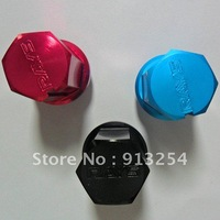 Free Shipping 35mm Rays Wheel Lock Nuts 20pcs/Set (M12xP1.25 red black blue)