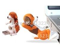 Free shipping 10pcs/lot USB Gadget USB Humping Dog USB Pet Dog
