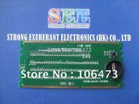 Brand New Desktop DDR2/DDR3 Memory RAM Slot Tester with LED DDR2 DDR3 Slot Tester for Desktop Motherboard