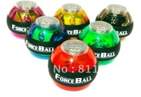 up to 20% off  high quality Mix Color LCD Counter Led Lights Power Ball With Retail Package,Wrist Ball toy Powerball