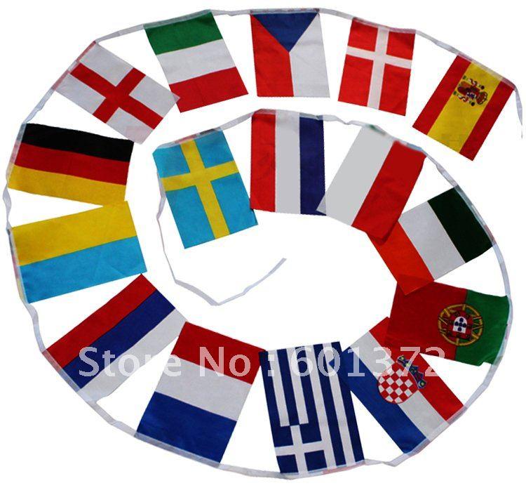 Chaîne-21-14cm-drapeaux-de-pays-drapeaux-nationaux-de-2012-jeux