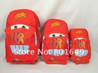 Large Size Car bags kids backpack School Bags gift for children, Free Shipping