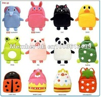 Children Linda backpacks,cartoon/animal packback cute Kids/school bag,30pcs/lot ,Free Shipping