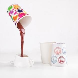 Novelty DIY LED Night Lamp Table Home Decoration Romantic Coffee Usb Or Battery Promotion Gifts