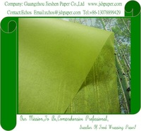 17 GSM fruit-green MG acidfree tissue paper,Backing Paper