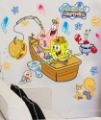 Kids SpongeBob SquarePants  Wall Sticker Decals art paper Decor Free shipping