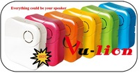 Free shipping! x-sticker rock-it vibration speaker