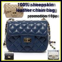 Guaranteed 100% Sheepskin leather Chain small Bags handbags women famous brands Handbags designers brand shoulder small bag girl