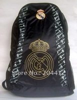 Real Madrid Soccer Shoulder Bag Backpack Outdoor Sports Fans Souvenir Satchel #2