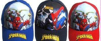 Children's cartoon hat wholesale/cartoon cap wholesale/popular cartoon children caps wholesale