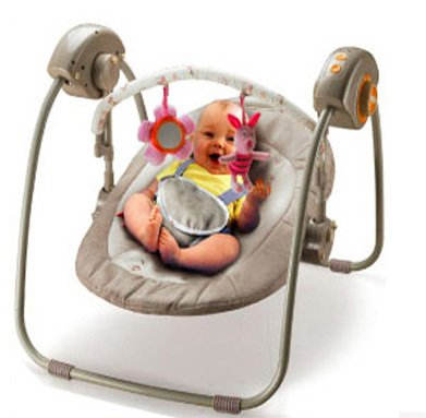 Electric Cradle Bed Baby Bed Automatic Baby Swing Bed