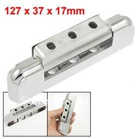 "5"" Length Nonslip Pull Metal Oven Door Hinge Silver Tone(China (Mainland))"