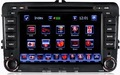 2012 Car DVD GPS Player special for VW Magotan,Sagitar,Passat,Touran with free shipping