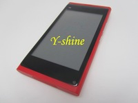 "Hot selling 3.5"" Touch Screen 2 sim N9 cell phone With Russian and Polish language and 7 systems Free shipping"