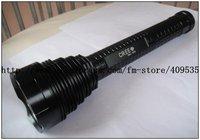 DHL,10pcs/lot,2012 newest style Hot sell 8500 Lm 7x CREE XM-L T6 LED Bulb Flashlight Torch