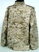 SWAT US Airsoft Digital Desert Camo BDU Uniform Set shirt+pants free ship