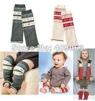 6 pairs/lot snow cotton baby leg warmers girl's leggings kid socks baby legwarmers free shipping