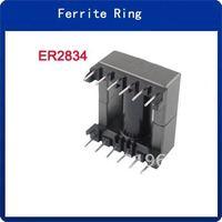 5pcs ER2834 EE Type Transformer Ferrite Magnetic Core 12 Pins Coil Former