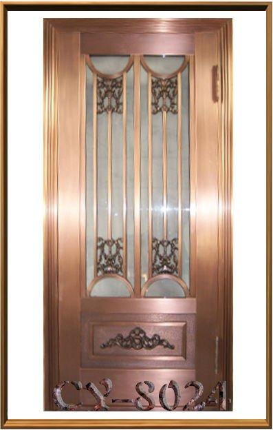 The supply of 2015 new indoor copper door manufacturers for Home door manufacturers