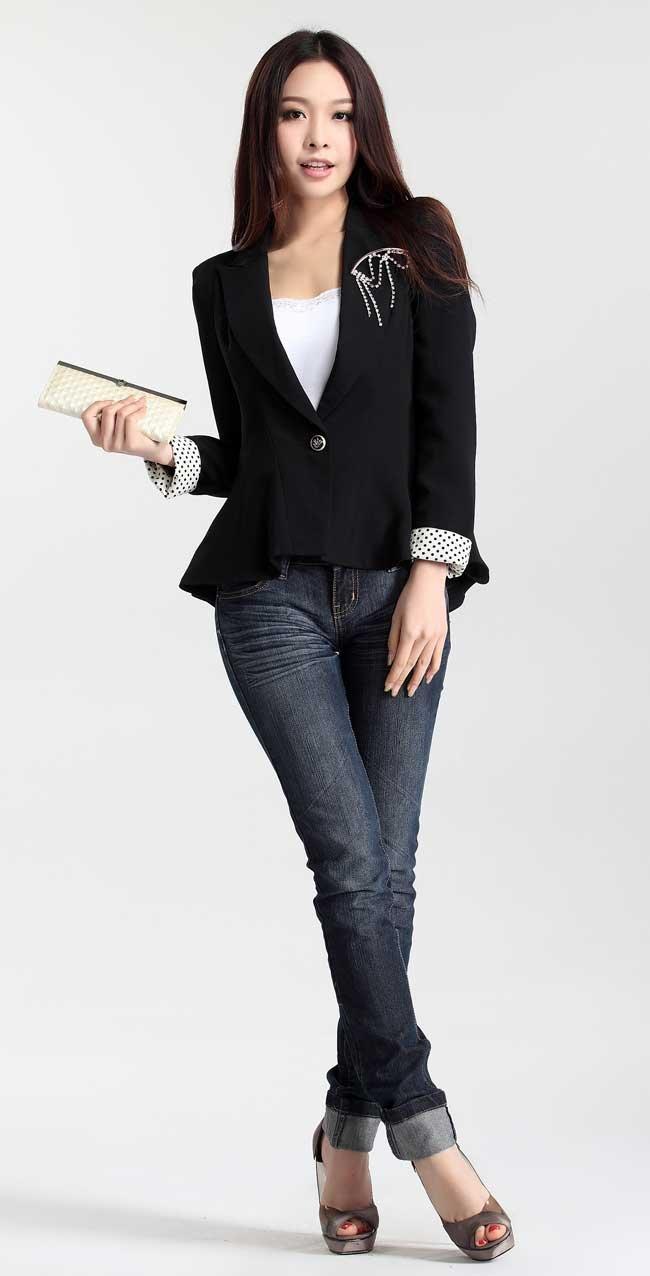 Business Casual Womens Blazer Business Casual Blazer Women
