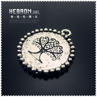 Брелок ) Jewelry Accessory Hollow Heart Charm 14*16 mm