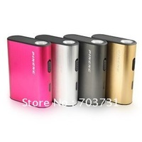 5000mah Backup Battery Portable Mobile Power Bank PN-902 for iPhone+iPad+HTC+Blackberry+Samsung+Nokia+LG+Motorola+Sony-Ericsson