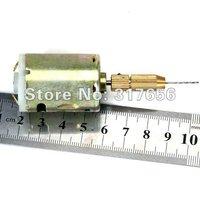 Free shipping,,Mini 12V PCB Drill Press Drilling Bit with 0.8mm Drill
