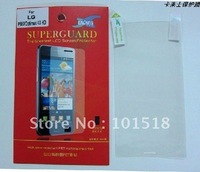 100pcs/lot&free shipping New Clear LCD Flim Screen Protector For LG P880 Optimus 4X HD