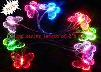 LED battery light blinking lamp light string accessories butterfly lights 1