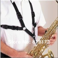 French style shoulders Strap for Saxophone, Bassoon, Bass Clarinet,