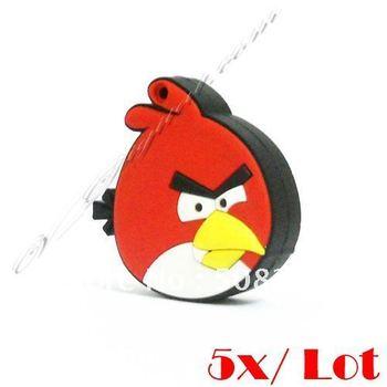 USB2.0 Flash Drive Mini 10 Designs Cartoon/ Animation Thumb Drive Various Capacity From 2GB-32GB 5pcs/Lot