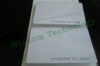 Free Shipping 200PCS/Lot  Proximity Card125KHZ RFID Card EM4100/4102 Pvc Card