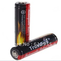 TrustFire 14500 AA 900mAh 3.7V Li-ion Rechargeable Battery with PCB (1 pair)