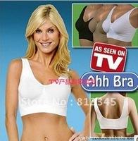 Free shipping Ahh Bra Seamless Bra Genie Bra The Comfortable and Functional Fashion Bra sport bra Ahh Bras 200pcs/lot