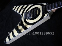 Wholesale custom shop flying-v Electric Guitar Solid body mahogany board in stock free shipping