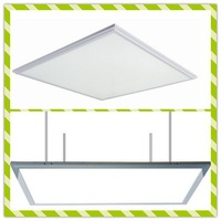 Free Shipping by DHL 600*600 36w led ceiling panel light with UL driver