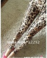 2012 Fashion Leopard Leggings High Quality Korea Imitation Snake Skin Pu Leggings Skinny Stretchy Pants Free Shipping120731#2