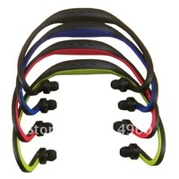 Free Shipping Sports Wireless Bluetooth Stereo Headset earphone for iPhone 4 4S 3G PC mobile phone 50pcs/lot