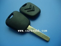 Hot sale Citroen C3 transponder key shell Citroen C3 key cover