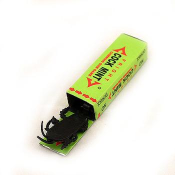 Z50 shock toys chewing gum - cockroach gum