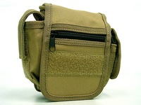 SWAT Utility Tool Waist Pouch Carrier Bag Coyote Brown free ship