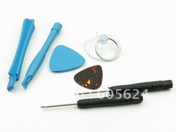 New 7 pcs Open Repair Tools Kit for iPhone 2G 3G 3GS and iPod Touch 2/3/4 Gen(China (Mainland))