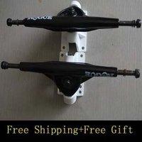 """free shipping 7"""" Aluminium longboard trucks high quality 180 long board trucks long skateboard truck 5set/lot"""
