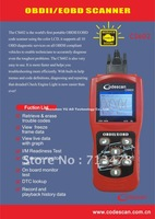 Factory Promotion! car code scanner CS602 obd II / eobd Code scanner FREE DHL