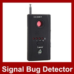CC308+ Multi-Detector Full-Range All-Round Detector For Hidden Camera / IP Lens/ GMS BUG / RF Signal Detector Finder(Hong Kong)