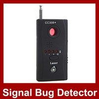 CC308+ Multi-Detector Full-Range All-Round Detector For Hidden Camera / IP Lens/ GMS BUG / RF Signal Detector Finder